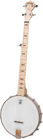 Deering Goodtime 5 string Open back Banjo Maple made In USA 6 yr warranty