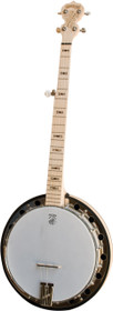 Left-Handed Deering Goodtime Special 5 string Banjo w Resonator made In USA