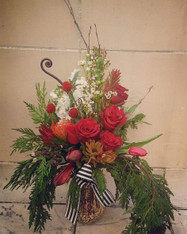 Merry and Bright- Holiday Bouquet $25.00-$100.00