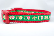 "Ho Ho Green Gold 1/2, 5/8, or 3/4"" wide"