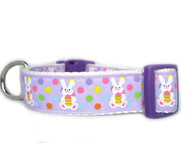 Easter dog collar