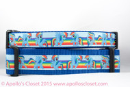 "Rainbow Dash 1 or 1.5"" wide"