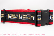 Droid Best friends big dog collar