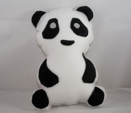 Cute panda bear toy