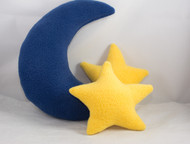 Moon and Stars Dog Toy