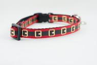 Christmas collar for cats