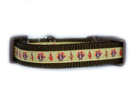 Turkey small dog collar