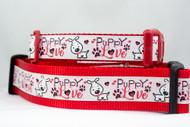 Puppy Love dog collar