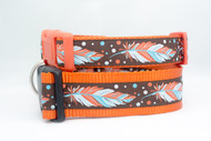 Native dog collar
