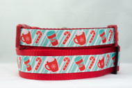 Winter dog collar