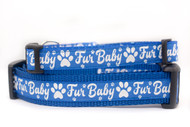 Furbaby dog collar