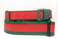 Holiday dog collar