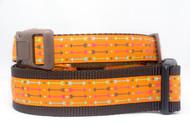 Fall arrow dog collar