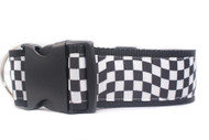 Racing dog collar for large dogs