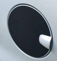 Fuel Door Overlay Decal for 2014 to 2017 Chevrolet Silverado