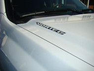 Vortec Decal Set