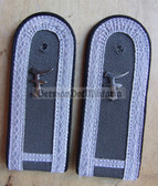 sblab009 - FAEHNRICHSCHUELER 1st year - PIONIERE - Army Engineers - pair of shoulder boards