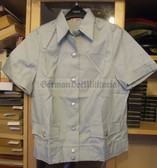 wo174 - female Volksolizei VP East German Police Uniform blouse shirt with short sleeves - different size available