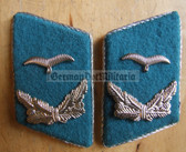 sbbs026 - 3 - Air Force Junior Officer Collar Tabs - Dress Uniform