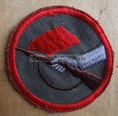 om636 - 9 - Kampfgruppen KG Uniform Sleeve Patch