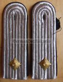 sblab021 - UNTERLEUTNANT - PIONIERE - Army Engineers - pair of shoulder boards