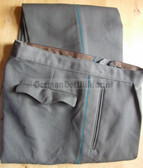 wo326 - East German NVA Air Force officer pants trousers - Stabsdienstuniform - Staff Service and Walking out
