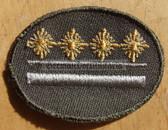 sbutvc024 - FELDDIENST UTV HAUPTMANN - cap insignia - all branches of the army and border guards