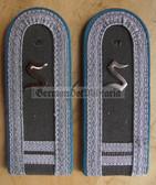 sbl016 - 6 - OFFIZIERSSCHUELER YEAR 2 - Luftstreitkraefte - Airforce - pair of shoulder boards