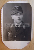 lwpc001 - Luftwaffe Soldier Studio Portrait photo