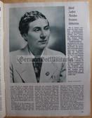 oz004 - EWIGES DEUTSCHLAND - Eternal Germany - newspaper March 1939