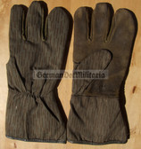 oo052 - original NVA Strichtarn - heavy duty outdoor work gloves - different size available