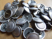 sbbs008 - 119 - East German NVA Grenztruppen Volkspolizei Dress Uniform Buttons - price is per button