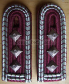 Xsbffw008 - OBERLOESCHMEISTER - Freiwillige Feuerwehr FFW Voluntary Fire Service - pair of shoulder boards
