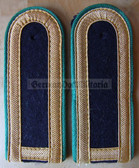 sbgbk005 - 3 - OBERMAAT - Grenzbrigade Kueste - Coastal Border Guards - pair of shoulder boards