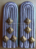 sbgt024 - HAUPTMANN DER GT - Grenztruppen - Border Guards - pair of shoulder boards