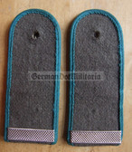 sbl002 - GEFREITER - Luftstreitkraefte - Airforce - pair of shoulder boards