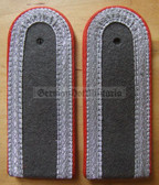 sblao004 - UNTEROFFIZIER - Fallschirmjager - Paratroopers - pair of shoulder boards