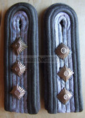 sblv013 - STABSFAEHNRICH - Luftverteidigung - Air defence - pair of shoulder boards