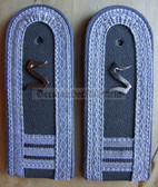 sblv017 - 19 - OFFIZIERSSCHUELER YEAR 3 - Luftverteidigung - Airfdefence - pair of shoulder boards