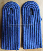 sbtp001 - ANWAERTER DER TP - Transportpolizei TraPo - Transport Police - pair of shoulder boards
