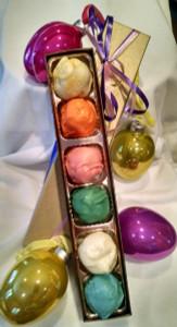 Easter Cake Truffles