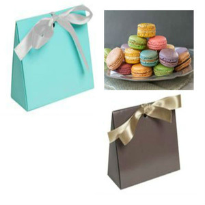 Design the perfect combination of colors for your wedding or shower favors.