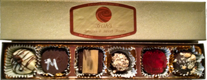 The perfect box for the dark chocolate lover