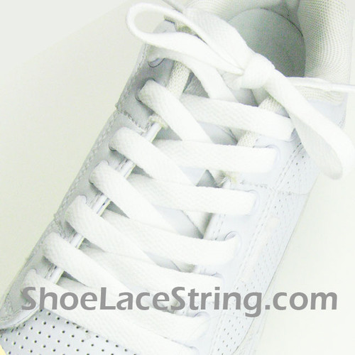 White Shoe Strings Bulk