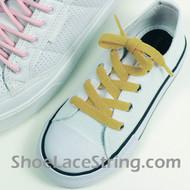 Kids/27INCH Khaki ShoeLaces Childs Khaki ShoeStrings 2Pairs