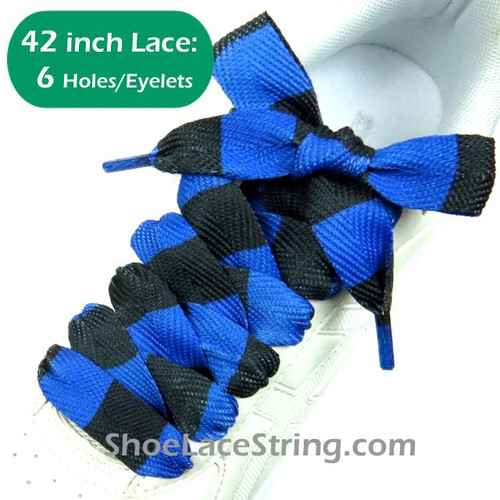 Wide Lace Shoe Strings