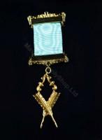Lodge Officer Mini Jewels Two Bar