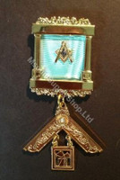 Past Master Pillar Breast Jewel