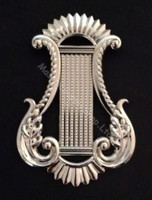 Organists  Collar Jewel