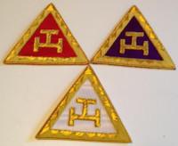 Royal Arch Tau  Badge Large